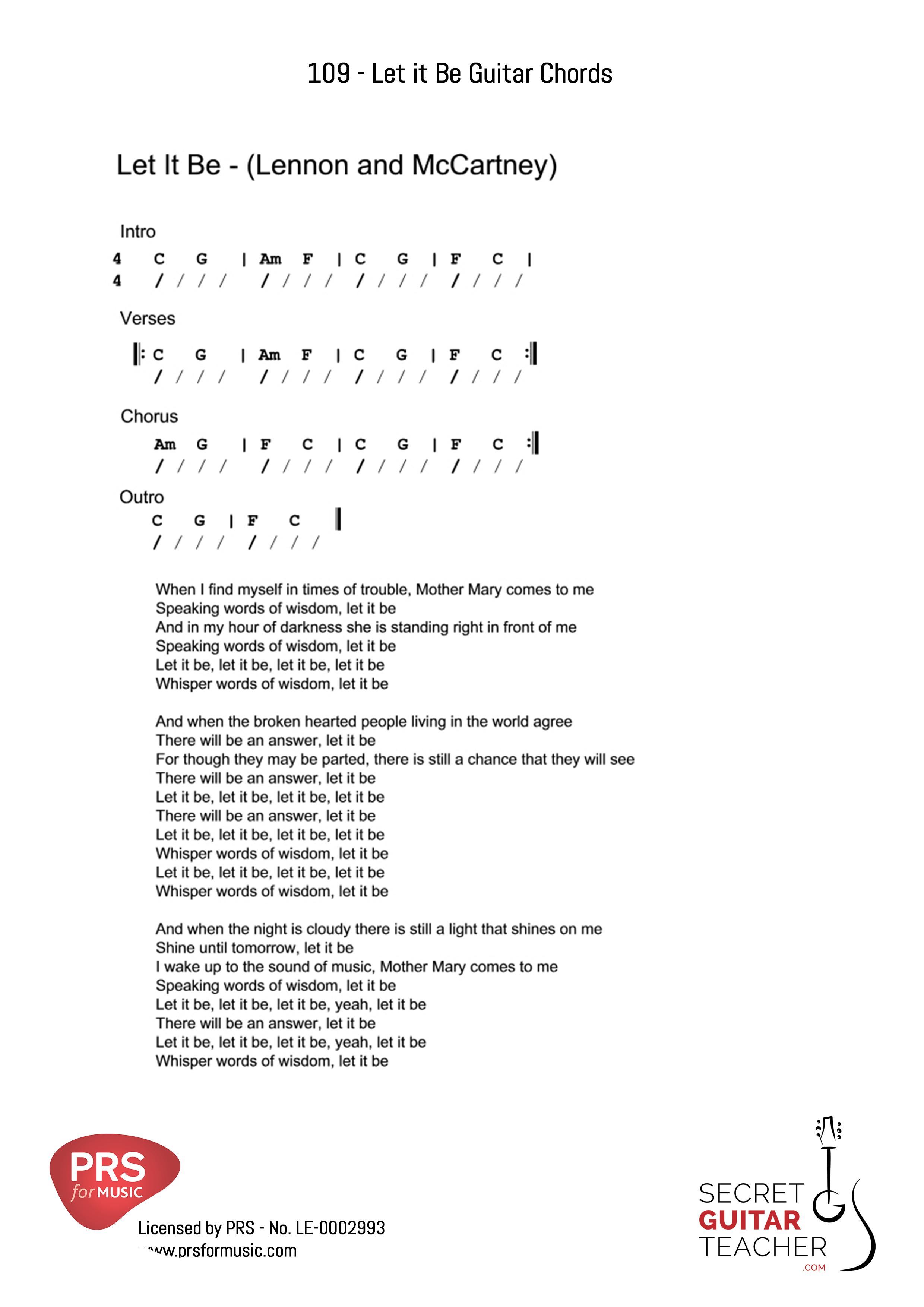 Printouts let it be download as pdf download as jpg hexwebz Gallery