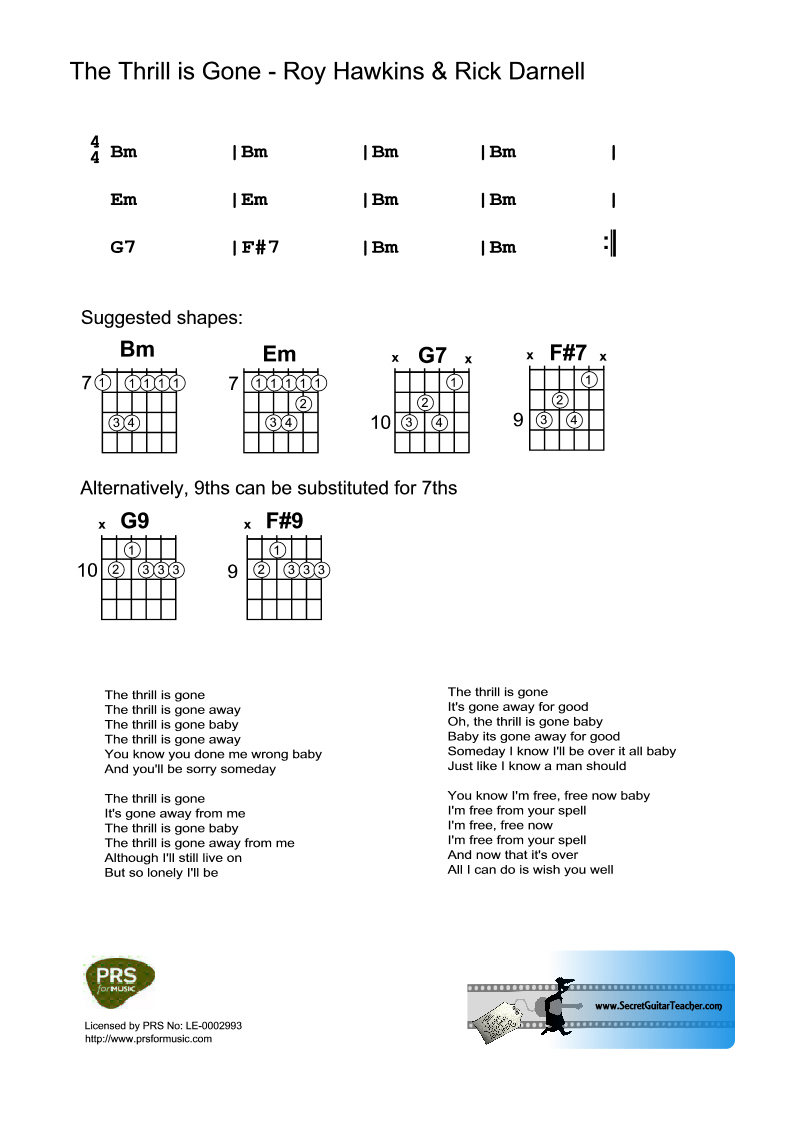 Guitar chords and scales 1.1 serial