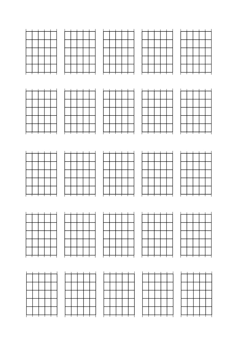 Pics Photos - Blank Chord Charts Blank Sheet Music Spring Has Arrived ...